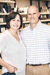 Inhaber Sabine und Frank Besinger
